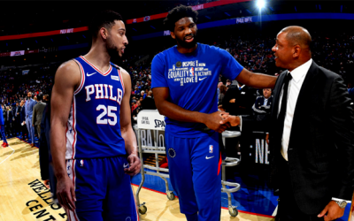 Doc Rivers 76ers Hire Good Is For Him But Safe 76ers Who's Making The Decisions In Phili Vol 2