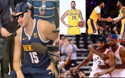 Jokic Will Change The Western Conf Lakers & Clippers Offseason Moves Were All About Planning For Him