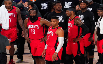 Russell Westbrook Checks Out Of The Harden Experience, How Loyal Will Rockets Stay To Harden Vol 1