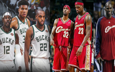 Bucks Getting Trades For Giannis Are Similar To The Cavs Getting Larry Hughes & Antawn Jamison For Lebron