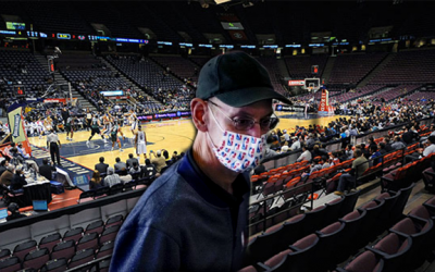 🏀The NBA Is One Foot In & One Foot Out With Fan Safety Protocols Headed Into The 2021 Season