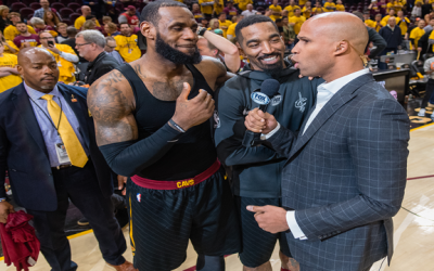 Lebron Overhypes 2016 Warriors So He Can Give Himself Legacy Points When Cavs Were The Favorites