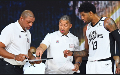 Paul George Speaks On How Kawhi Recruited Him, Pacers Fallout & Bubble Struggles