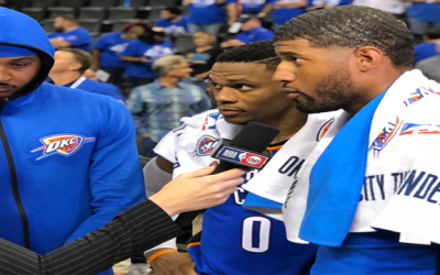 Paul George Reflects On OKC Years Why He Resigned & How He got Carmelo There