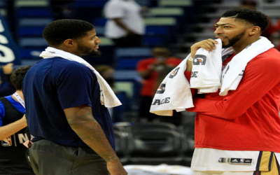 Paul George Reveals Pacers Didn't Want Anthony Davis, Just Being Competitive Is Their Business Model