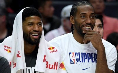 Paul George Reflects On How Kawhi Leonard Got Him To The Clippers