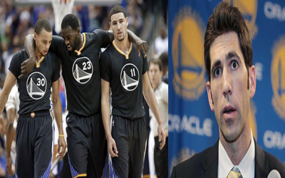 Perfect Timing Created The Warriors Dynasty, Now The Timing Of Things On & Off The Court Is Causing The Beginning Of TheEnd
