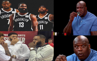 Lakers, Lebron After Nets Harden Trade Reevaluating NBA Landscape For 2021 Title Run & Lakers Shooting Needs