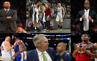 NBA Becky Hammon & The Black Coaches Issue, Bradley Beal Situation & Is The Big Man Back In Style
