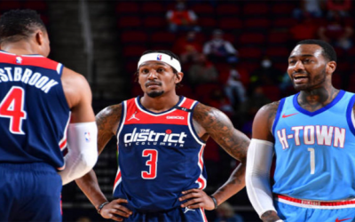 Bradley Beal In 2021 Is Much Better Then Westbrook Which Creates A Conundrum For The Wizards