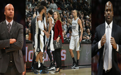 NBA Becky Hammon & The Black Head Coaching Issue, An Injustice To One Is An Injustice To All Vol 1.
