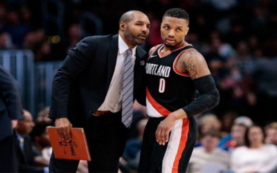 Damian Lillard Uses Chris Finch Timberwolves Hiring To Shed Light On The NBA Black Coaching Issue