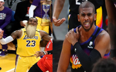 Chris Paul Looks To Gain Some Legacy Points On Lebron James Dime As Father Time Comes For Him