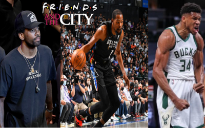 Brooklyn Nets Fall While Giannis & Middleton Come Into Their Playoff Prime Friends & The City Vol 6