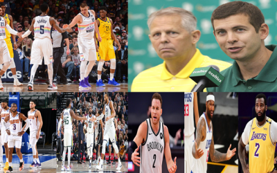NBA Teams That Have Pressure To Spend Money, NBA Buyout Market, Danny Ainge Brad Stevens Examination