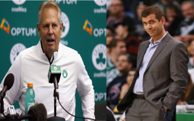 Mr. Play It Safe Danny Ainge Retires & Was Brad Stevens Anointment Of A Good Head Coach Too Soon 🤔
