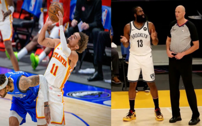NBA Changes Rules For 2021-22 Season Non Basketball Moves Are Now An Offensive Fouls