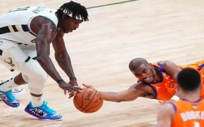 Chris Paul Finals Meltdown Continues A Long History Of Slips Ups In Clutch Moments & Games