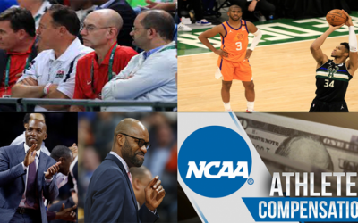 NBA Finding New Ways To Get The Bag, Black Head Coaches Reinsurance,  Winners Of NCAA NIL Rule & NBA Finals Ratings