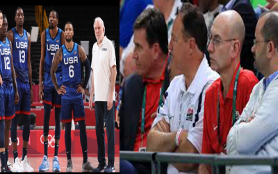 NBA Olympics Was A Priority For Early Season Start To See How Global Programs Measure Up VS Team USA