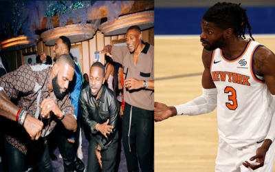 Nerlens Noel Sues Klutch Sports, NBA In A Sticky Situation With The Tampering Rules & Klutch